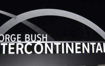 George Bush Intercontinental Airport (IAH)