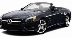 Mercedes SL 55 AMG Roadster